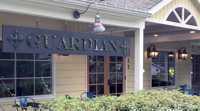 Guardian Cellars Woodinville Tasting Room