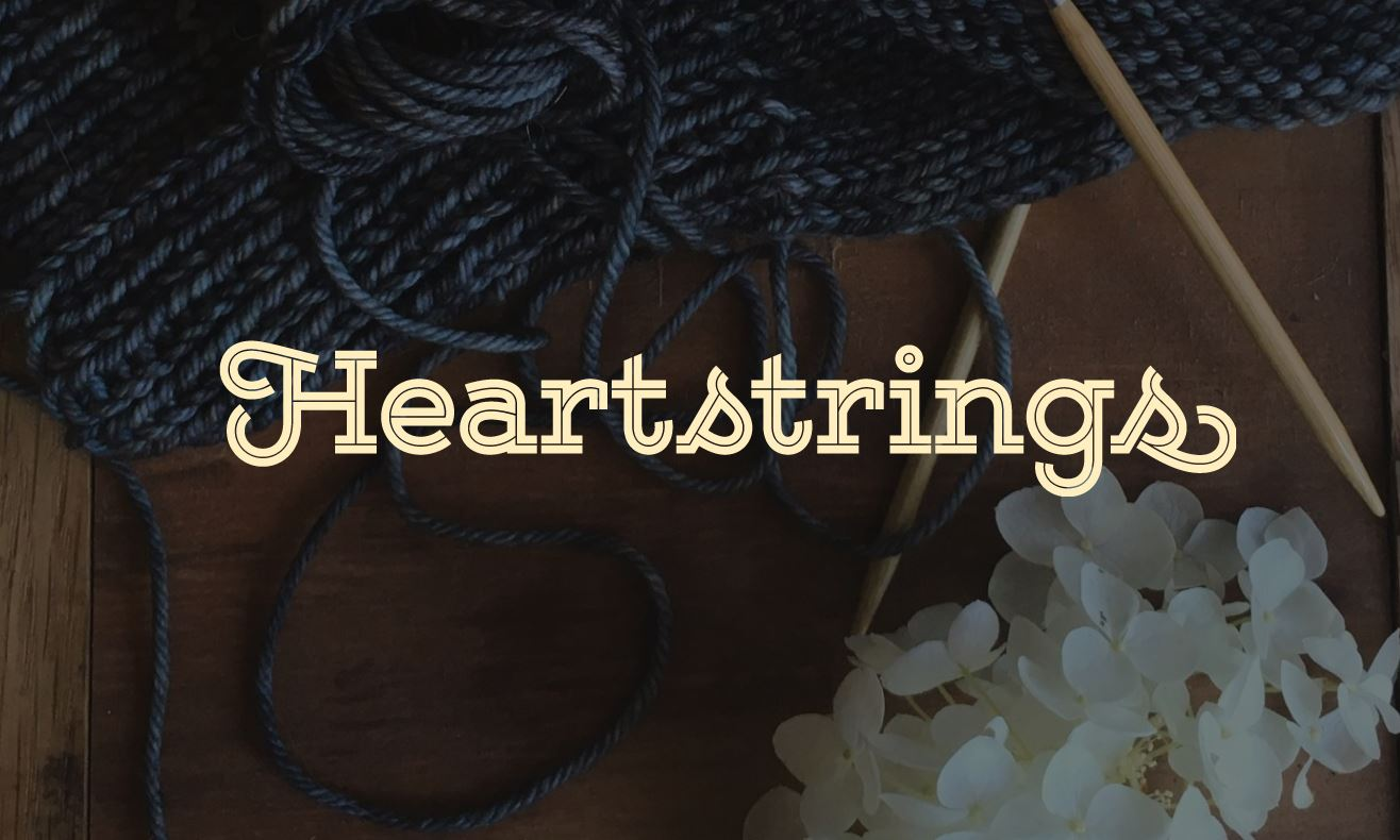 Heartstrings Handcrafted Logo - Bothell and Nortshore Fashion